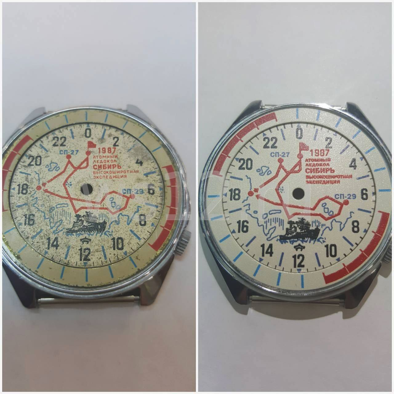 Восток репассаж стоимость часов час стоимость нормо